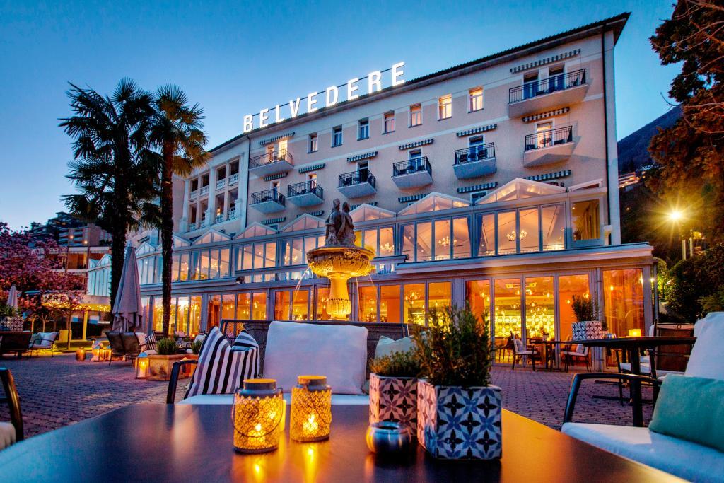 貝爾維迪爾飯店
