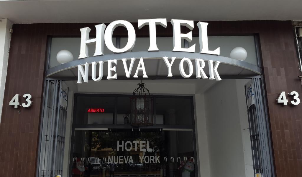 Hotel Nueva York