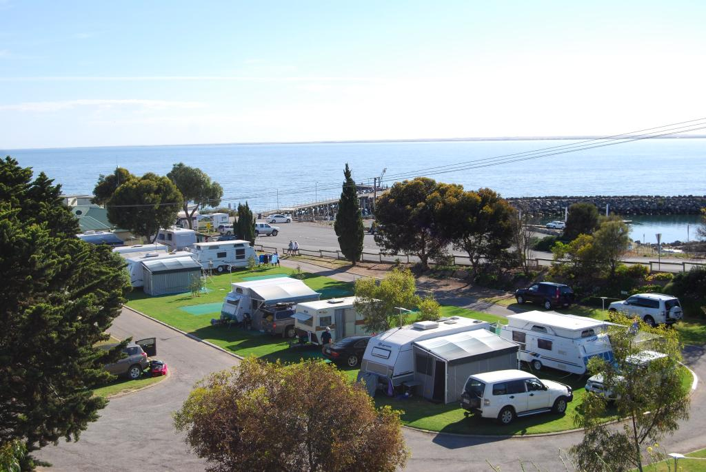 ‪Point Turton Caravan Park‬