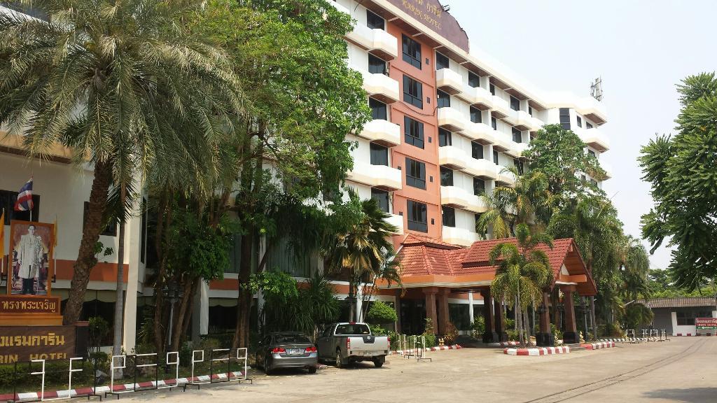 カリン ホテル