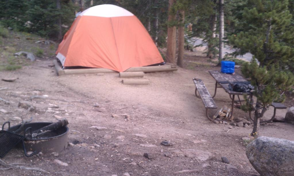 Longs Peak Campground