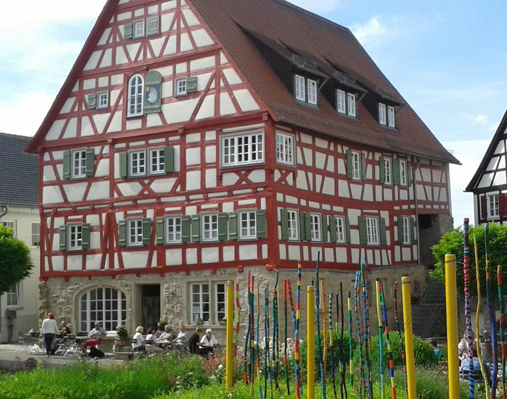 Hotel & Cafe Im Stadtle