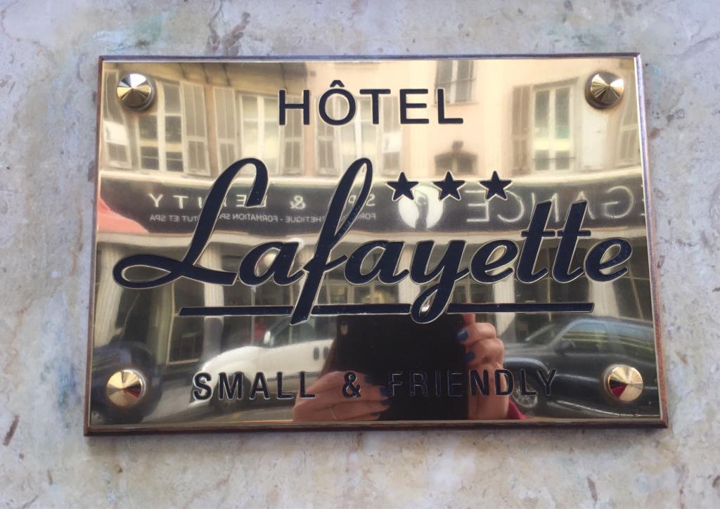 ホテル ラファイエット