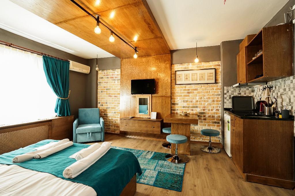 세르디반 아파트 호텔