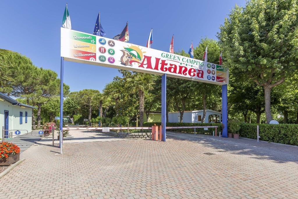 Green Camping Altanea