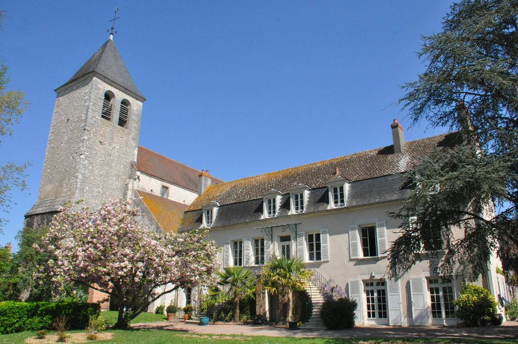 Le Prieure Saint Agnan
