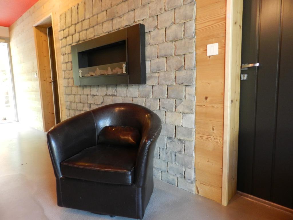 Coté Chalet Résidence Hostel Lounge