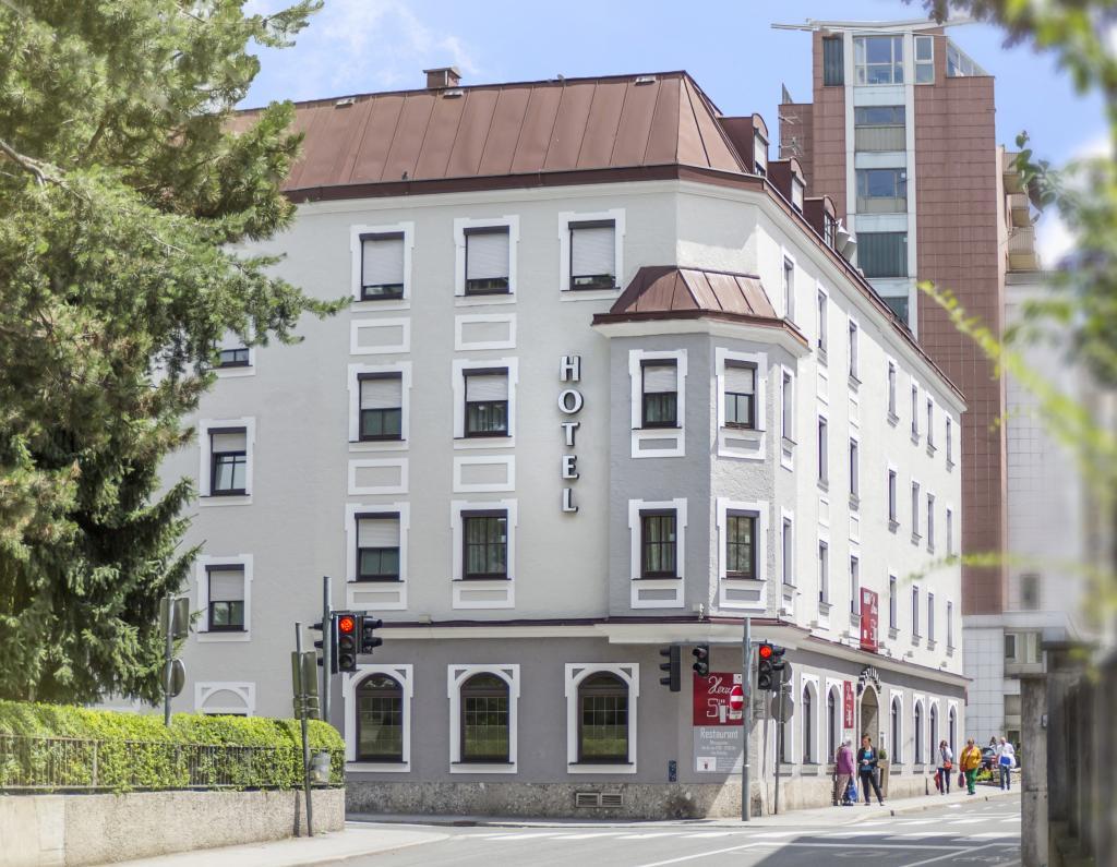ホテル デル ザルツブルガー ホフ