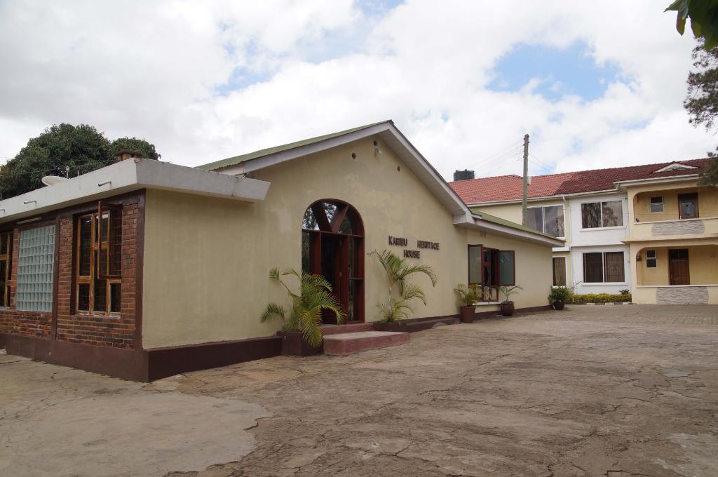 Karibu Heritage House