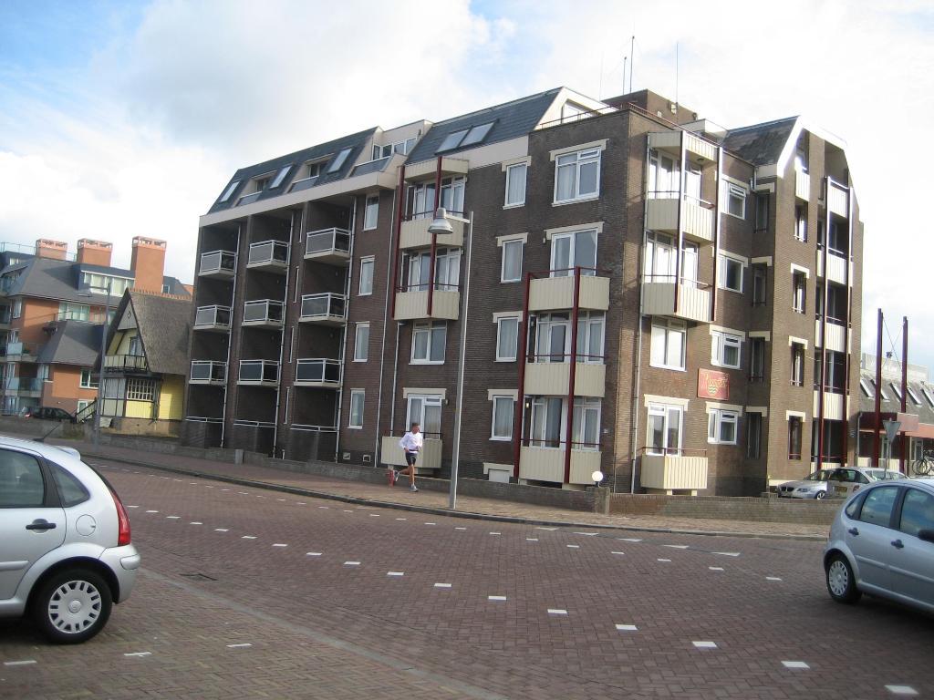 Appartementencomplex De Graaf van Egmont