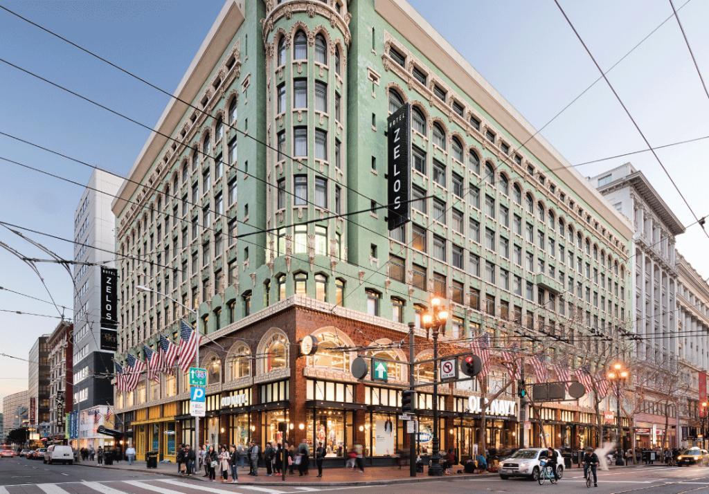 舊金山帕洛瑪酒店