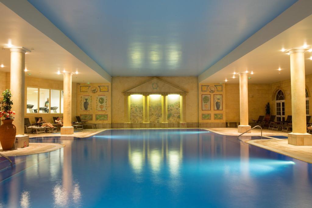 經典英國斯科奇利農莊水療酒店