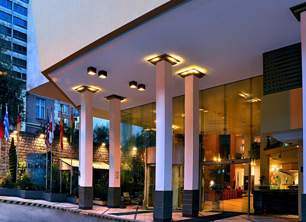 호텔 유로파 라 파즈