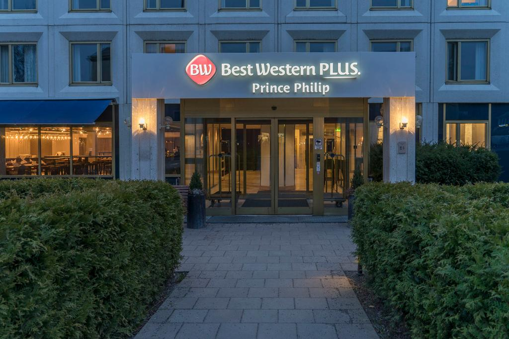 BEST WESTERN PLUS Prince Philip Hotel