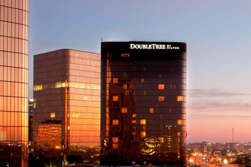 DoubleTree by Hilton Hotel Dallas - Campbell Centre