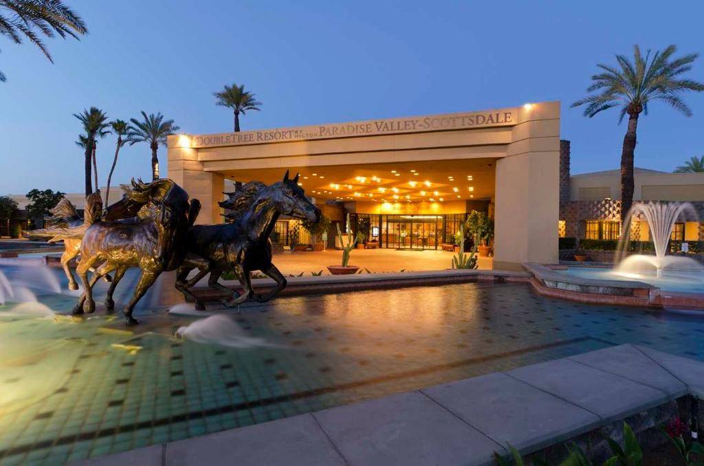 斯科茨代爾希爾頓逸林度假飯店