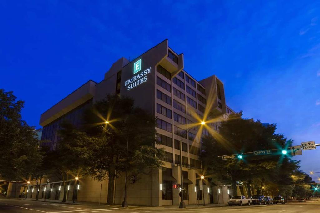 엠버시 스위트 호텔 윈스턴-세일럼, 노스캐롤라이나