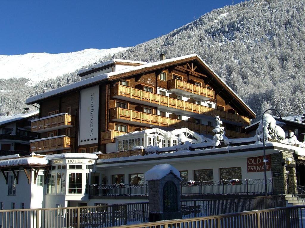 Hotel La Couronne