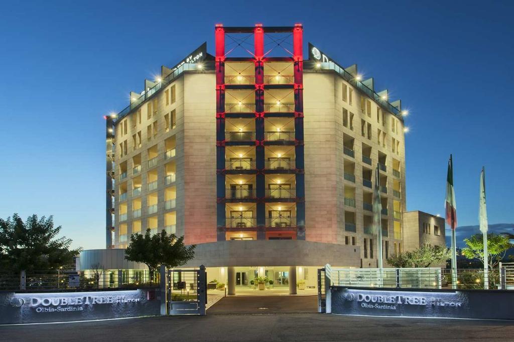 ダブルツリー バイ ヒルトン ホテル オルビア - サルディーニャ