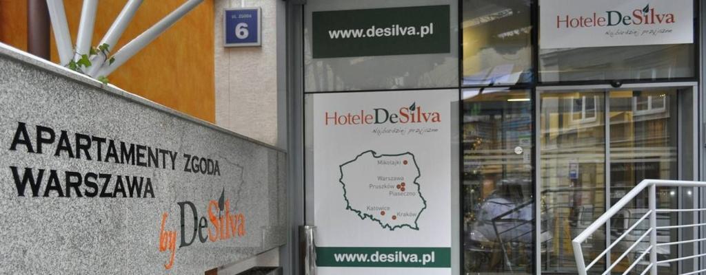 Zgoda Apartments Hotel