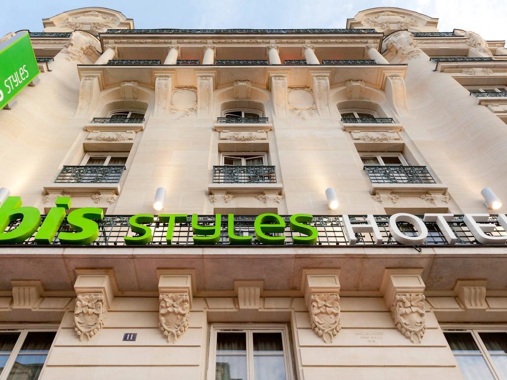 Ibis Styles Hotel Paris Gare du Nord TGV