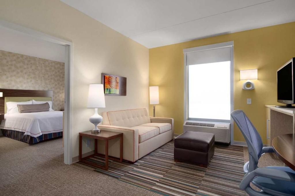 阿拉巴馬州牛津希爾頓惠庭套房飯店
