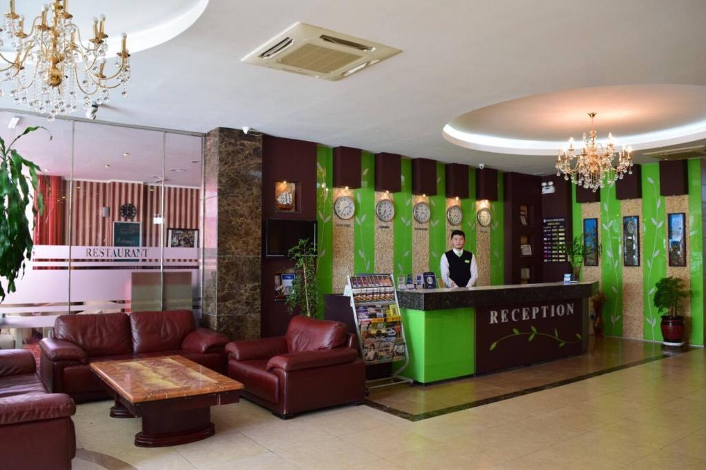 烏蘭巴托溫泉酒店