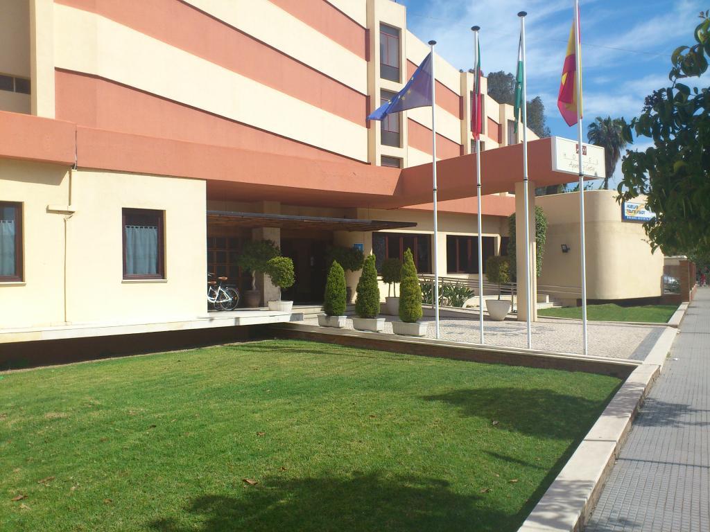 Hotel Ayamonte Center