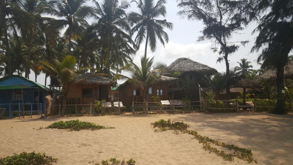 Agonda Drop Zone Beach Huts