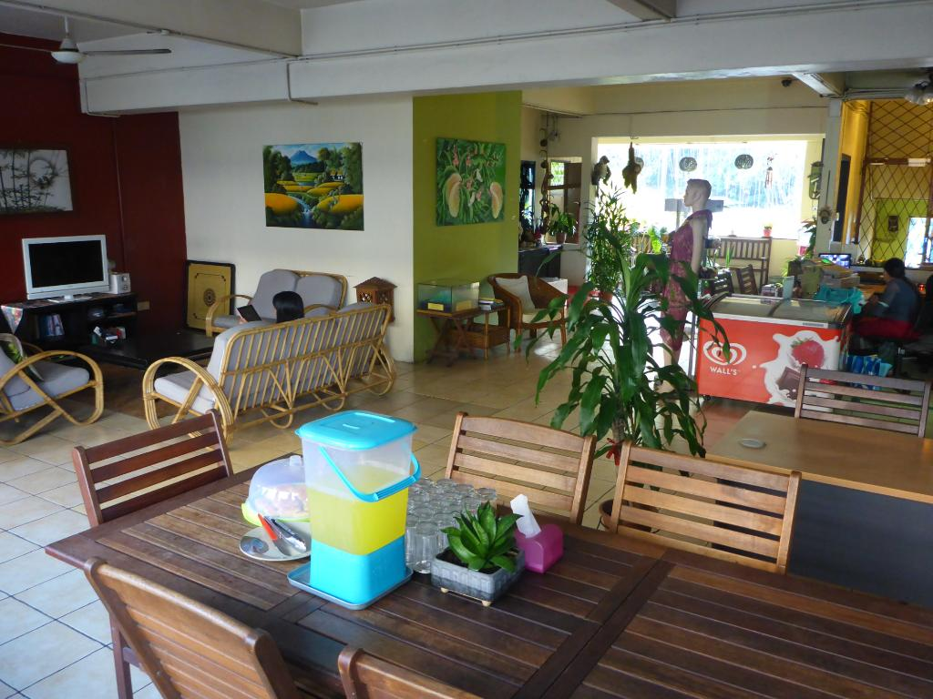 Akinabalu Youth Hostel