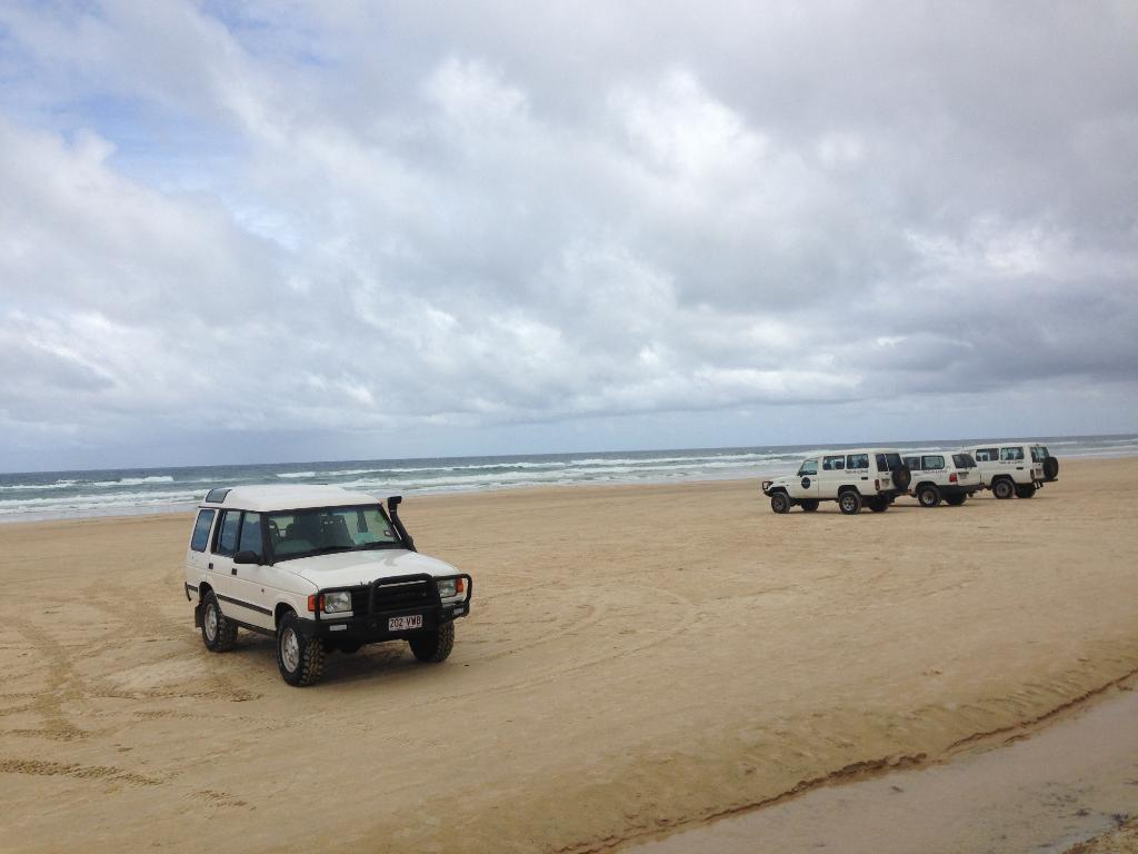 منتجع شاطئ يرونج