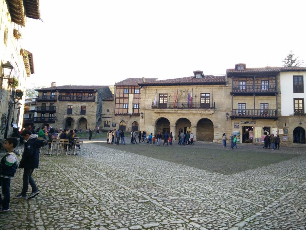 De Santillana Del Mar