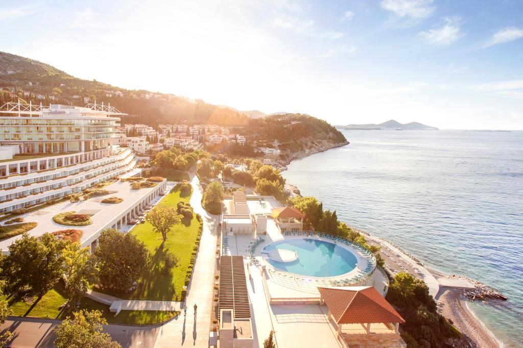 Radisson Blu Resort & Spa at Dubrovnik Sun Gardens