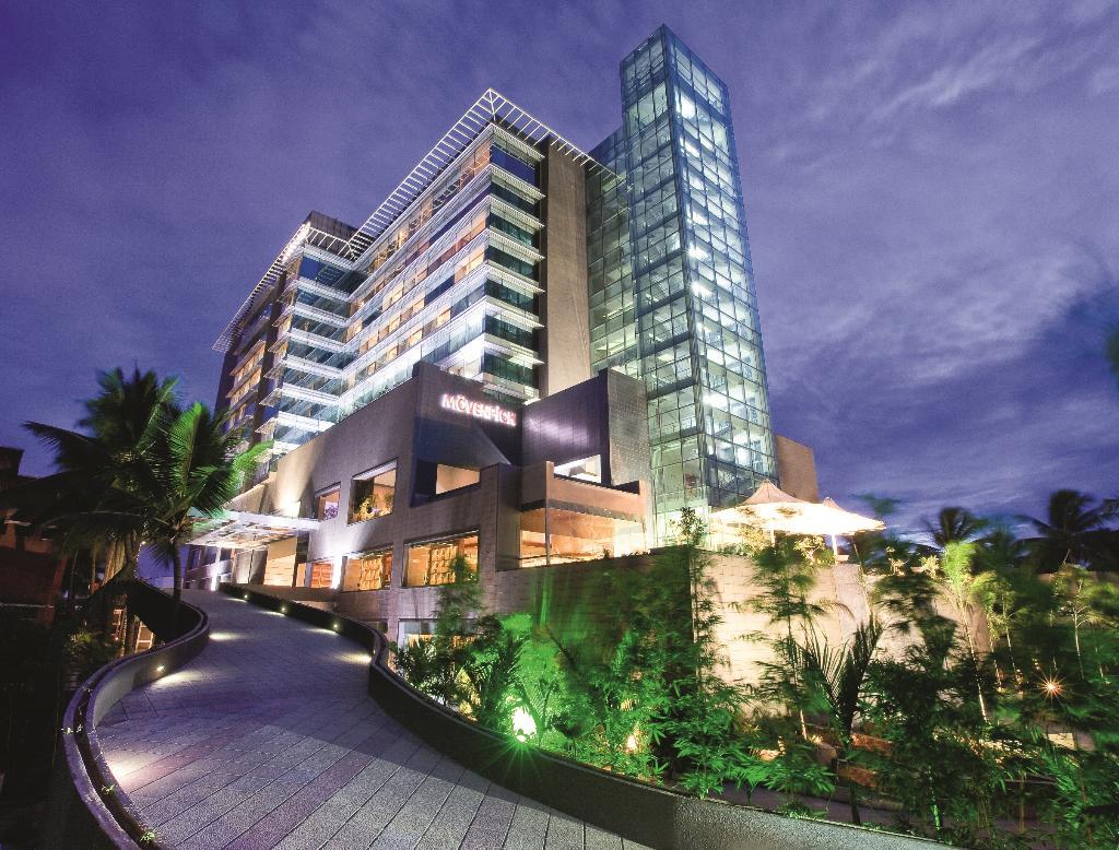 モーベンピック ホテル アンド スパ バンガロール