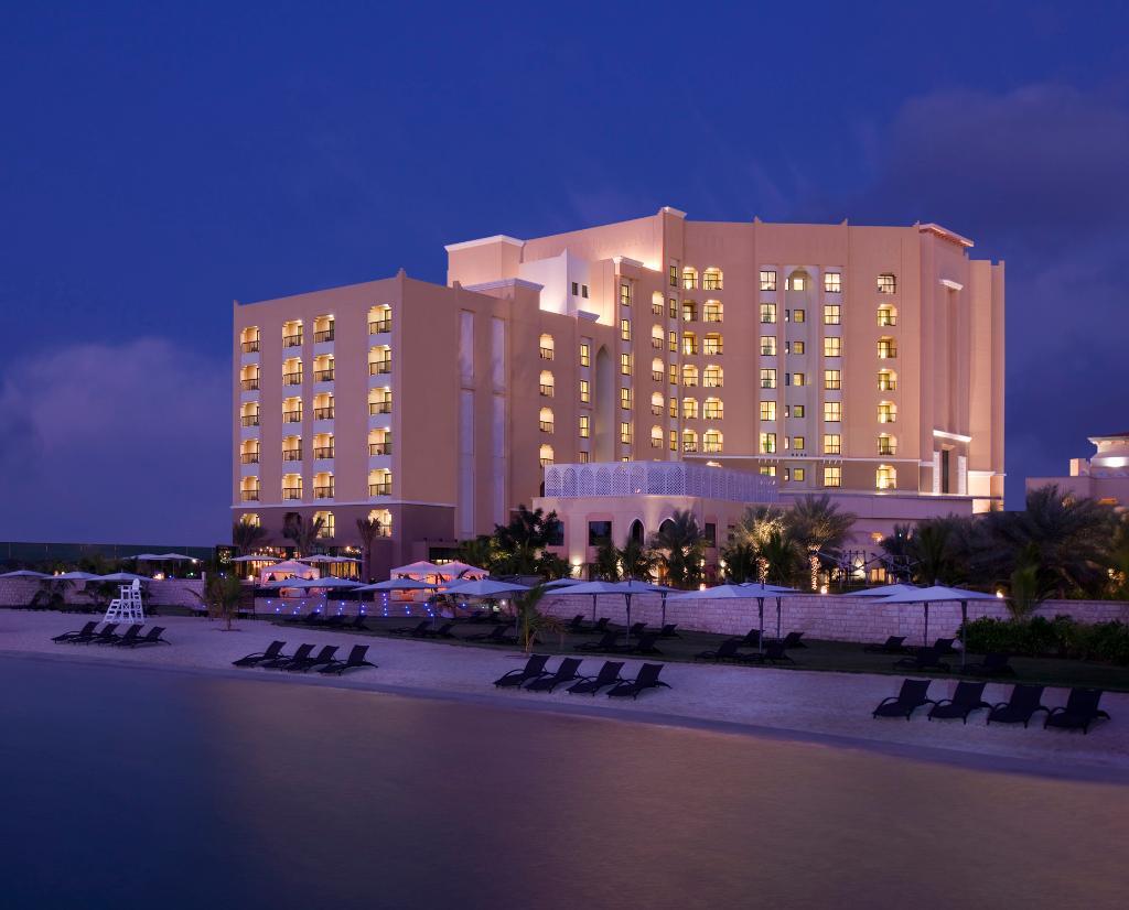 トレーダース ホテル ガールヤト アル ベリ アブダビ