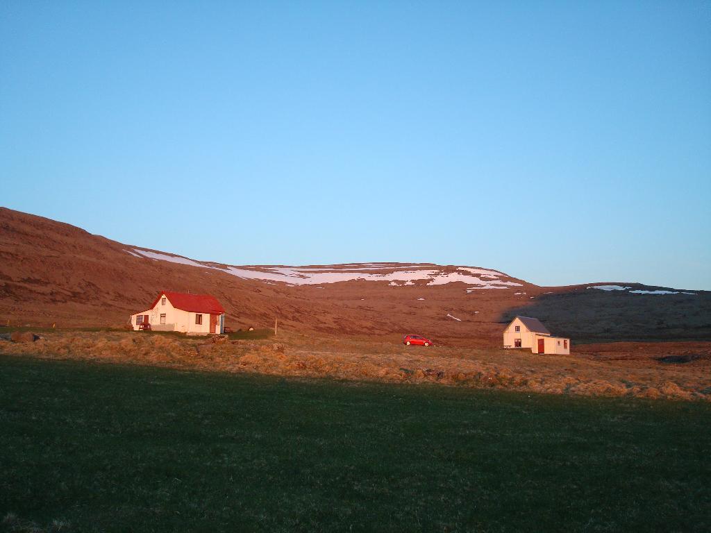 Haenuvik Cottages