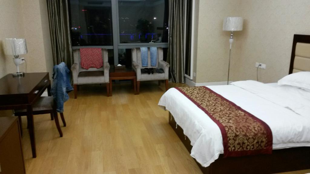 Zhongrun Puyu Apartment Hotel