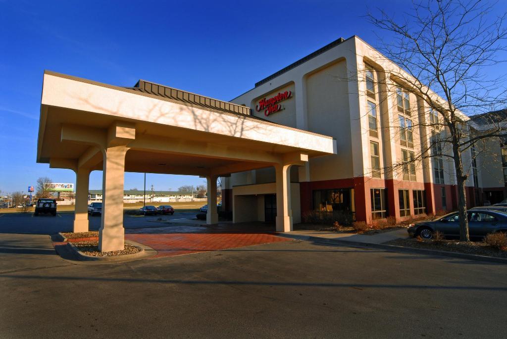 Hampton Inn Des Moines-Airport