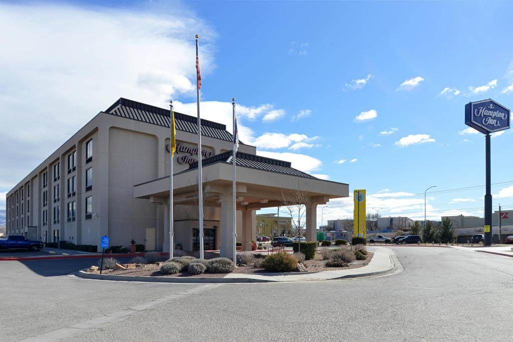 Hampton Inn University Midtown Albuquerque
