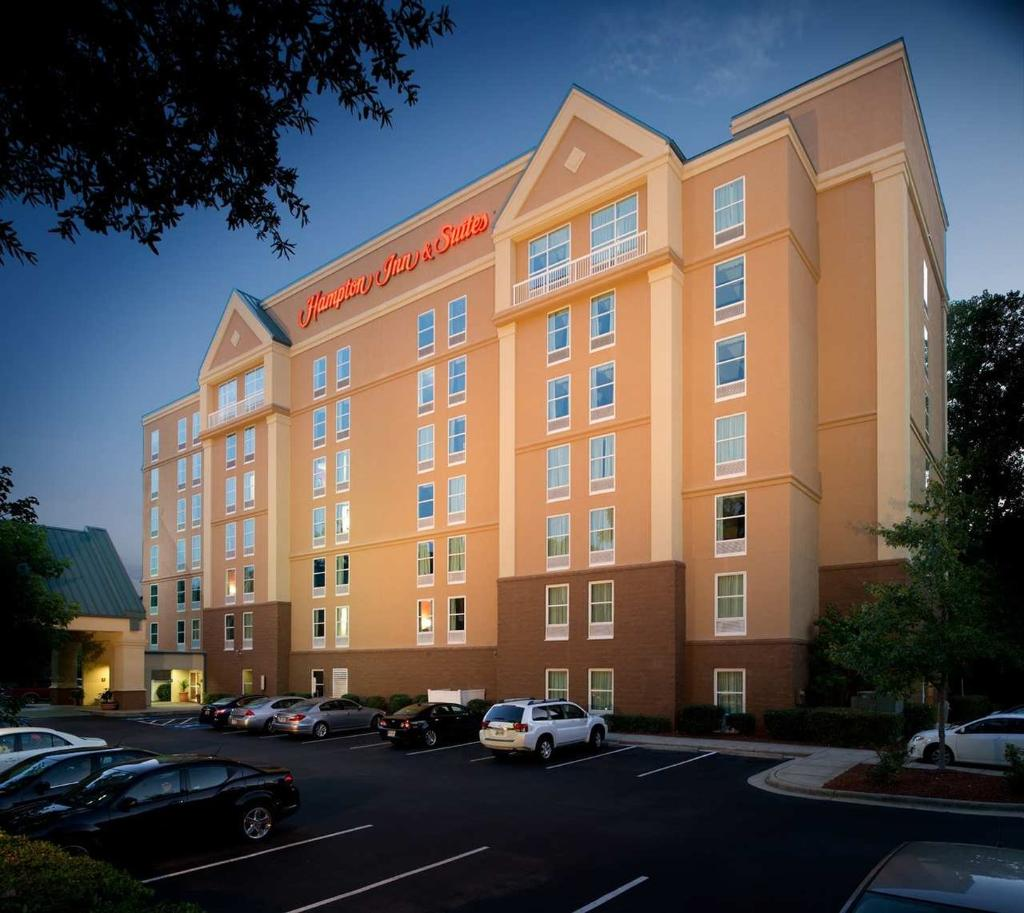 Hampton Inn and Suites Charlotte - Arrowood Rd.