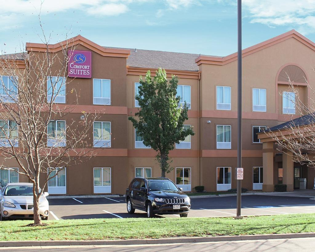 Comfort Suites Kansas City - Liberty