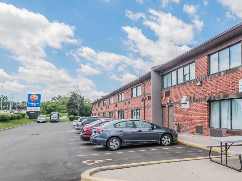 Comfort Inn Meadowvale Mississauga