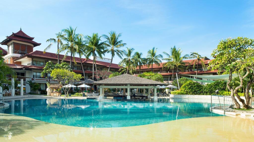 巴厘巴魯娜假日度假酒店