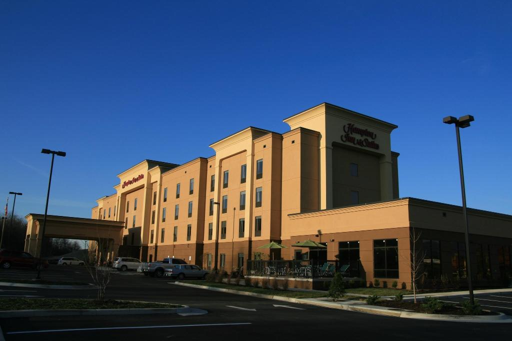 Hampton Inn & Suites Woodstock