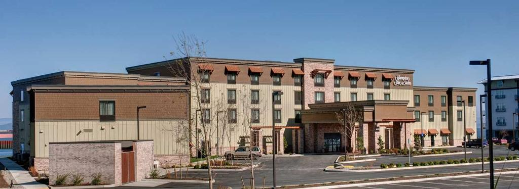 Hampton Inn & Suites Astoria