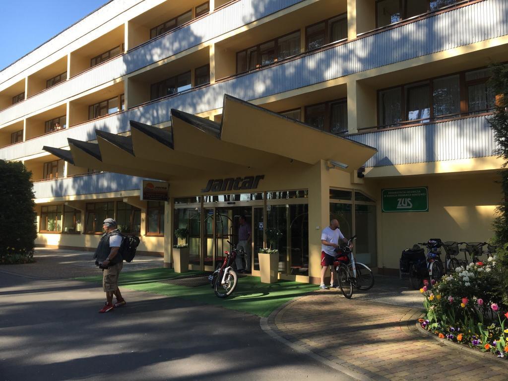 Centrum Rehabilitacji i Wypoczynku Jantar