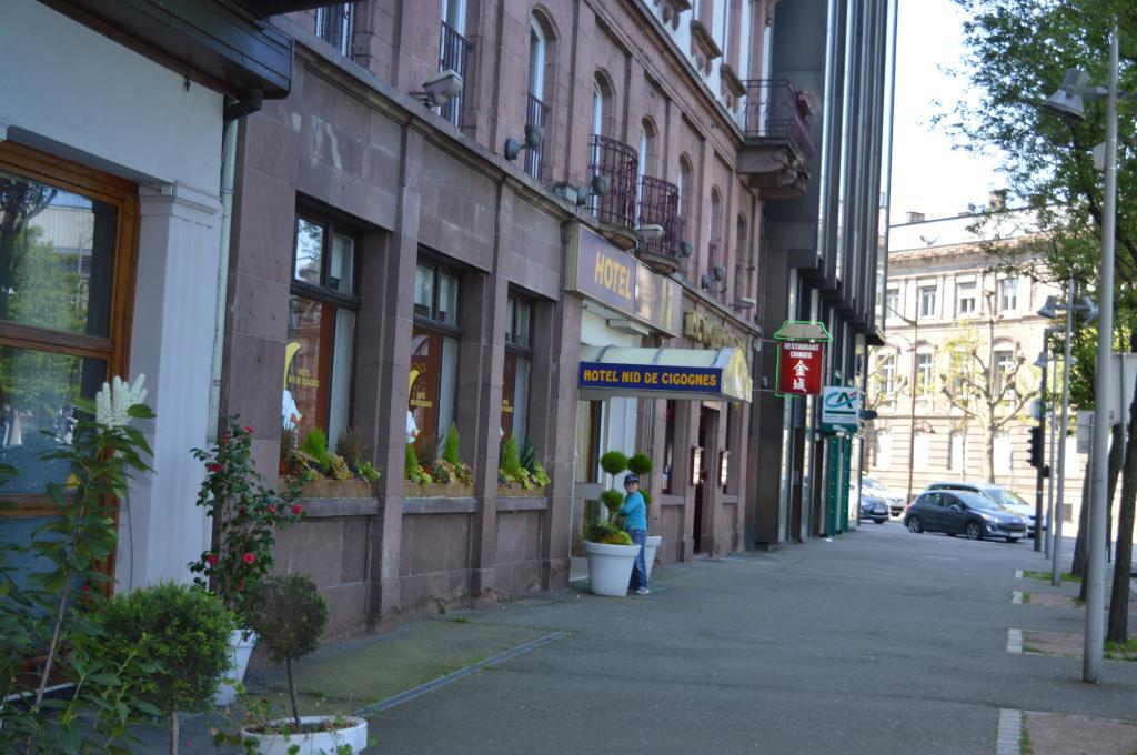 Hotel Nid de Cigognes