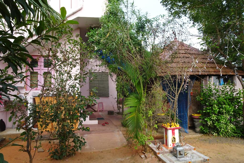 Le Village Tamil