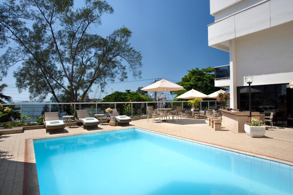 Lagos Copa Hotel