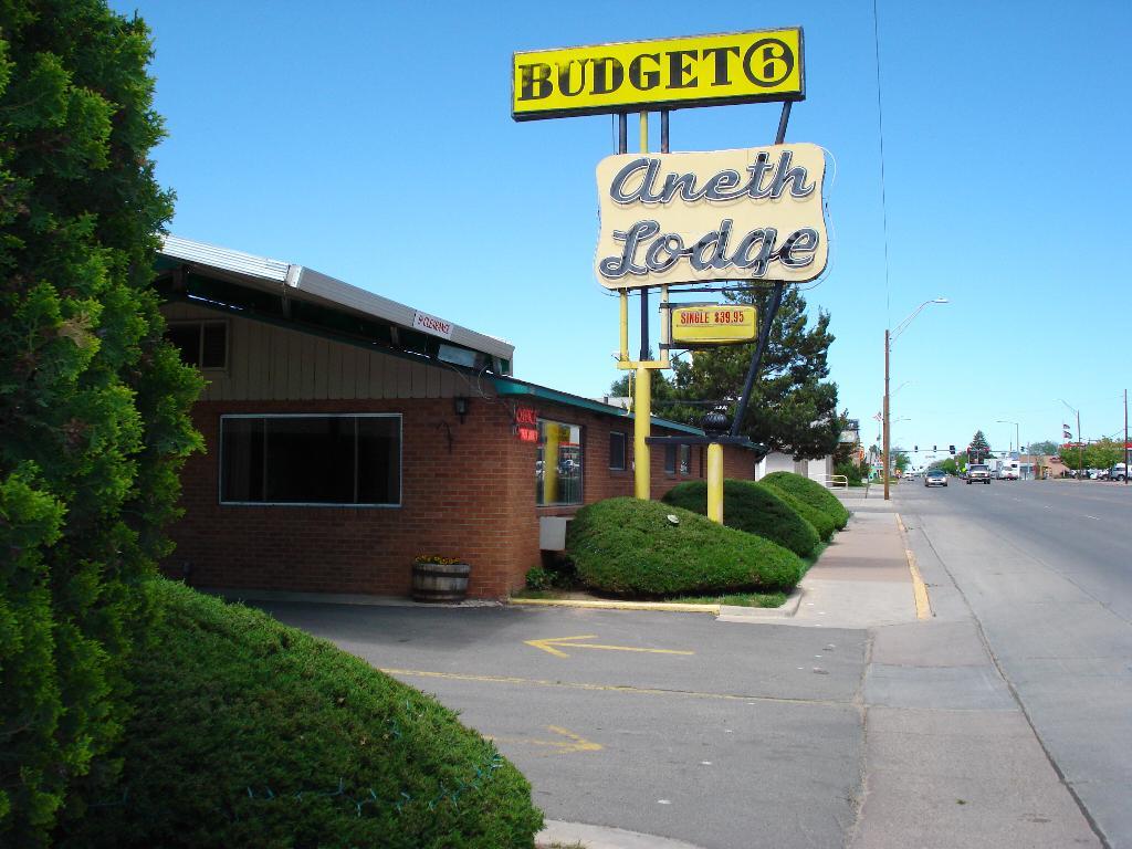 Aneth Lodge
